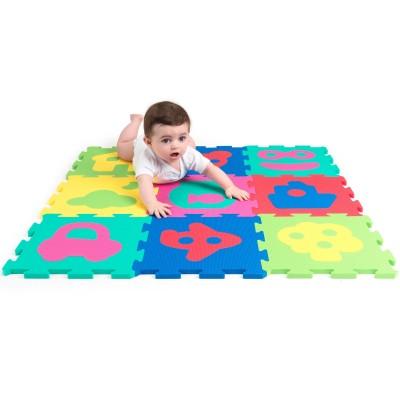 Tapis d'activités Puzzles BabyToLove
