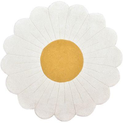Tapis fleur Camomille (100 cm) Lilipinso