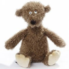 Peluche taupe Beasts (17 cm)