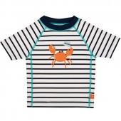 Tee-shirt de protection UV à manches courtes Splash & Fun marin bleu (24 mois) - Lässig