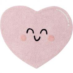 Tapis coeur Happy Heart Mr. Wonderful (90 x 105 cm)
