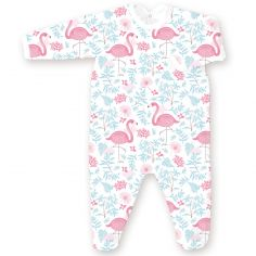 Pyjama léger jersey Lizie lagon juicy (3-6 mois)