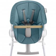 Assise Chaise haute Up&Down bleu