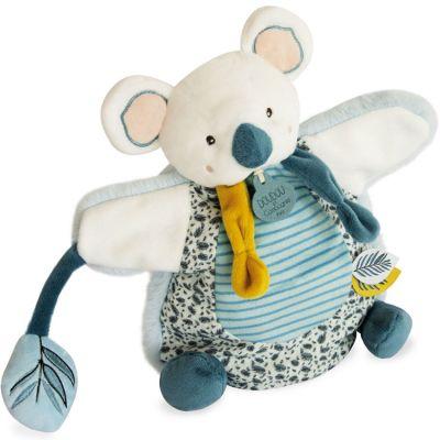 Doudou marionnette Yoca le koala  par Doudou et Compagnie