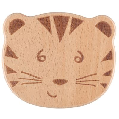 Hochet grelot en bois Tigre Safari  par Bébé Confort