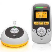 Moniteur bébé audio avec minuterie programmable (modèle MBP161) - Motorola