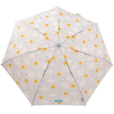 Parapluie enfant Météo gris  par Mr. Wonderful