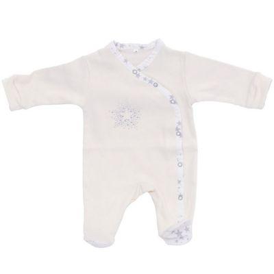 Pyjama léger étoiles Constellation (1 mois)  par Nougatine