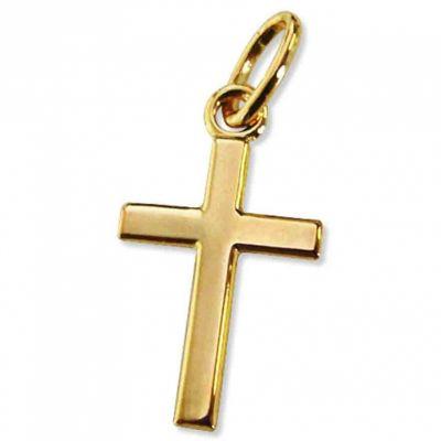 Croix (plaqué or jaune)  par Martineau