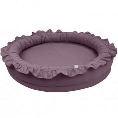 Tapis de jeu cocon violet Basic