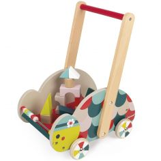 Chariot de marche Baby forest Tortue