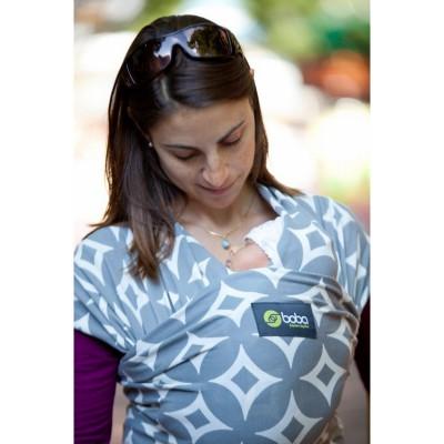 Boba Wrap Carrier- Stardust Print - Baby Carriers Australia |Boba Wrap Stardust