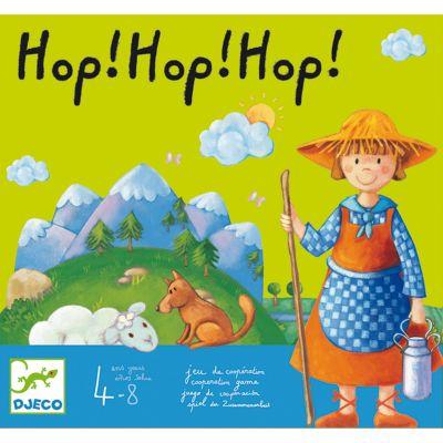 Jeu de société Hop Hop Hop  par Djeco