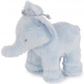 Peluche Ferdinand l'éléphant bleu ciel (12 cm) - Tartine et Chocolat