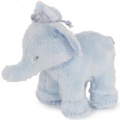 Peluche Ferdinand l'éléphant bleu ciel (12 cm)