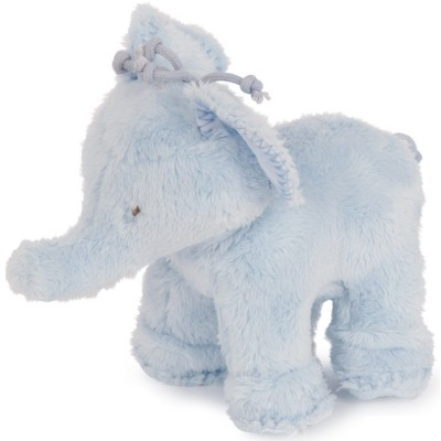Peluche Ferdinand l'éléphant bleu ciel (12 cm) Tartine et Chocolat