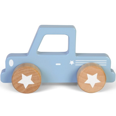 Pickup en bois Mixed Stars Mint  par Little Dutch