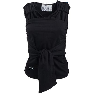 Écharpe de portage Najell Wrap  Charcoal Black (Taille S/M)  par Béaba