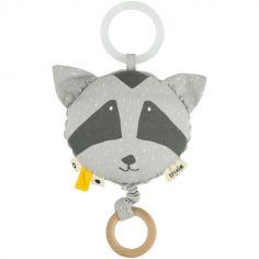 Coussin musical à suspendre raton laveur Mr. Raccoon