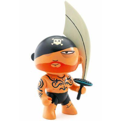 Figurine pirate Tatoo (11 cm)  par Djeco