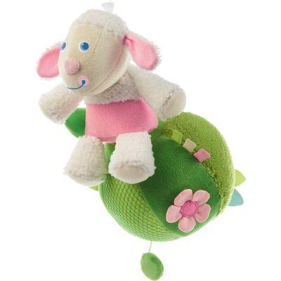 Doudou musical à suspendre Mouton Mimi (24 cm) Haba