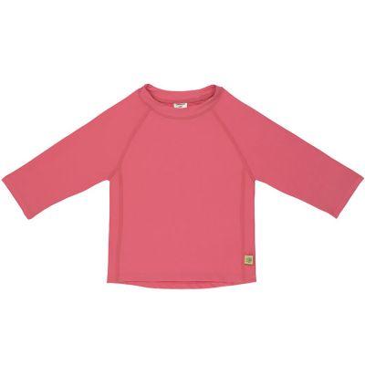 Tee-shirt anti-UV manches longues corail (12 mois)  par Lässig