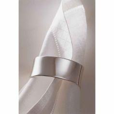 Rond de serviette Alt-Spaten (métal argenté)
