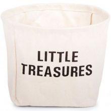 Panier de toilette Little treasures (23 x 30 cm)  par Childhome