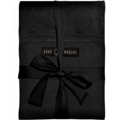 Echarpe de portage L'Originale noire poche noire Je Porte Mon Bébé / Love Radius