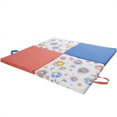 Tapis malin Family Fun (120 x 120 cm)