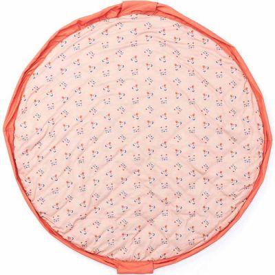 tapis de jeu nomade 2 en 1 soft visages d 39 animaux play go
