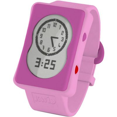 Montre sablier Kwid rose Kid'sleep