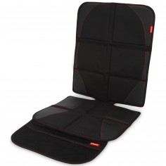 Protection intégrale de siège de voiture Ultra Mat Black