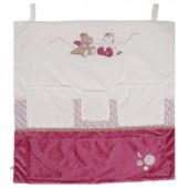 Poches de lit Victoria et Lucie - Noukie's