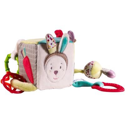 Cube d'activités Tinoo  par Sauthon Baby Déco