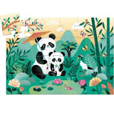 Puzzle Léo le Panda (24 pièces)  par Djeco