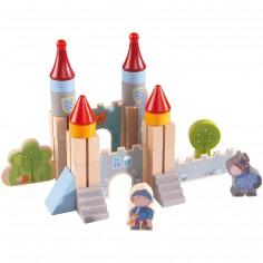Blocs de construction château-fort