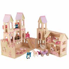 Maison de poupée Château de princesse