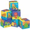 Cubes souples pour le bain (6 pièces) - Playgro
