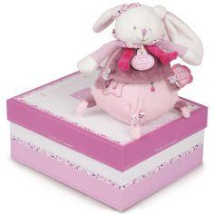 Boîte à musique Cerise rose (17cm)