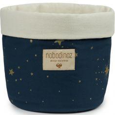 Panier de toilette Panda Gold stella Night blue (19 x 15 cm)