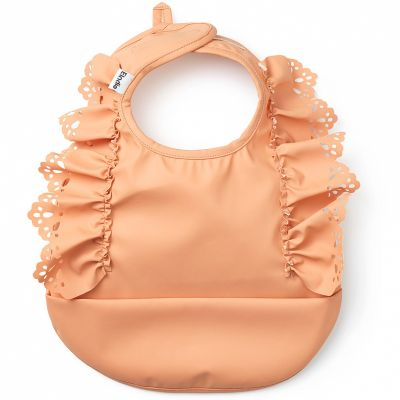 Bavoir à poche Amber Apricot  par Elodie Details