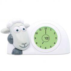 Réveil ludique SAM mouton gris