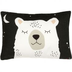 Coussin ours dodo (50 x 20 cm)