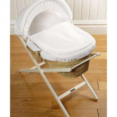 couffin blanc mamas and papas berceau magique. Black Bedroom Furniture Sets. Home Design Ideas