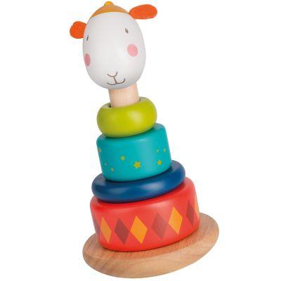 Mouton culbuto Les Zig & Zag  par Moulin Roty