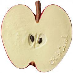 Pépita la pomme en latex d'hévéa