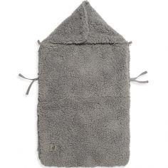 Nid d'ange passe sangle Teddy storm grey gris (82 cm)