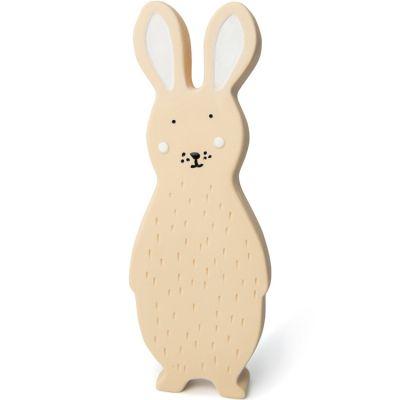 Jouet de dentition en caoutchouc lapin Mrs. Rabbit  par Trixie