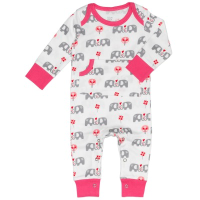 Combinaison pyjama l phant naissance 50 cm fresk - Pyjama elephant ...